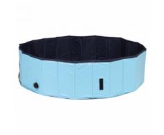 TRIXIE Piscine pour chiens 80 x 20 cm Bleu