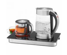 ProfiCook Machine à thé et café 2250 W argentée PC-TKS 1056