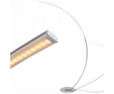 vidaXL Lampadaire à LED éclairage réglable 24 W