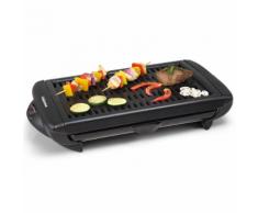 Tristar Barbecue électrique de table BQ-2818, 1400 W 38 x 26 cm Noir