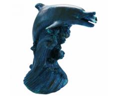 Ubbink Cracheur d'étang Dauphin 18 cm