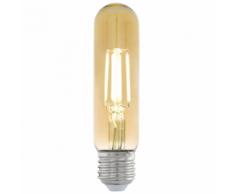EGLO Ampoule LED style vintage E27 T32 Amber 11554