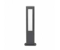 Faro Borne rectangulaire Nanda H50 cm LED IP54 - Anthracite