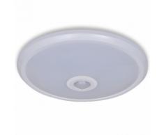 vidaXL Plafonnier LED avec détecteur infrarouge