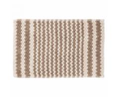 Sealskin Tapis de bain Motif 50 x 80 cm Sable 294445465