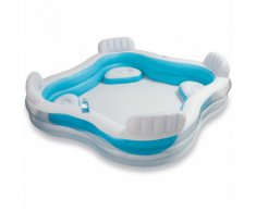 Intex Piscine familiale Swim Center gonflable 56475NP