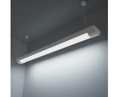 vidaXL Lampe Led au Plafond Blanc Froid avec accessoire de montage 28 W