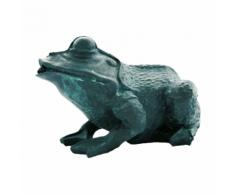 Ubbink Cracheur d'étang en forme de grenouille 12 cm