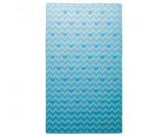 Sealskin Tapis de bain antidérapant Leisure 40 x 70 cm Bleu