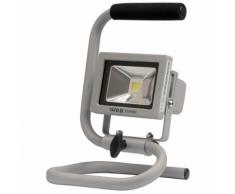 YATO Projecteur LED COB 10W Argenté YT-81802
