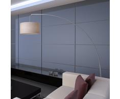 vidaXL Lampe en suspension 192 cm arc