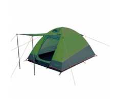 """Camp Gear Tente pour 2 personnes """"Colorado"""" 210 x 155 115 cm Vert"""