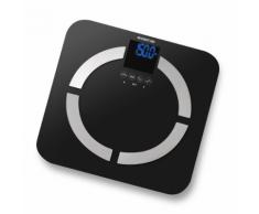 Inventum pèse-personne en verre 150 kg noir PW720ZW