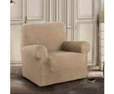 Housse bi-extensible pour fauteuil et canapé