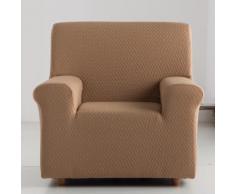 Housse bi-extensible imperméable pour fauteuil et canapé