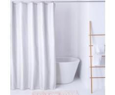 Rideau de douche uni