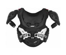 Leatt 5.5 Pro HD Junior Protektor coffre enfants, noir pour Des gamins