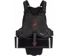 Zandona Esatech Pro Protecteur de dos d'enfants / protecteur de coffre, noir, taille 150 cm 155 cm 160 cm 165 cm pour Des gamins