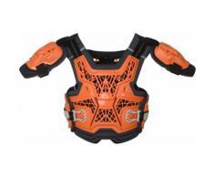 Acerbis Gravity Level 2 Protecteur de coffre d'enfants, orange pour Des gamins
