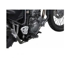 SW-Motech Kit de repose-pieds ION - Yamaha XT660 Z (07-10) X/R (04-), XT1200Z (16-)., noir-argent