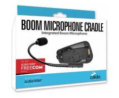 Cardo Freecom Berceau de microphone de boom, noir