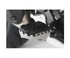 SW-Motech Kit de repose-pieds ION - Ducati Modèles., noir-argent