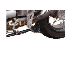 SW-Motech Kit de repose-pieds ION - BMW R1100GS (93-99) / R1200GS (04-12)., noir-argent