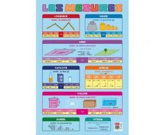 Poster : MESURES - 52x76cm