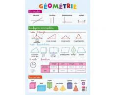 Poster : GEOMETRIE - 52x76cm