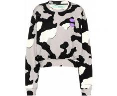 Off-White c/o Virgil Abloh Exclusivité Mytheresa – Sweat-shirt imprimé à appliqués