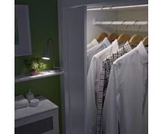 Biard® Éclairage LED sous Meuble Salle de Bain Allumage Tactile 600mm