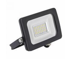 Biard Projecteur LED 10 Watts Éclairage Économique Aluminium Noir