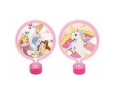 Lampe Néon : Disney Princess