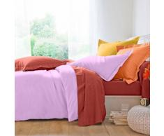 Linge de lit uni coton