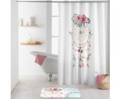 Rideau de douche imprimé fantaisie