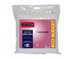 Oreiller Eco Budget Dodo® - lot de 2