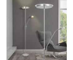 vidaXL Lampadaire à LED à éclairage réglable 23 W