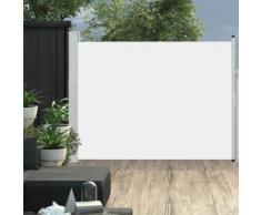 vidaXL Auvent latéral rétractable de patio 170x500 cm Crème