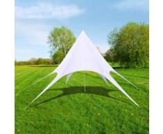 vidaXL Tente de jardin en forme d'étoile 14 m