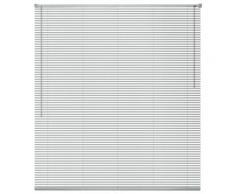 vidaXL Store Aluminium 60 x 220 cm Argenté
