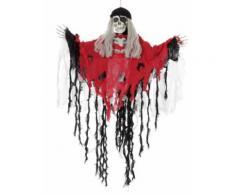 Décoration à suspendre pirate Halloween Taille Unique