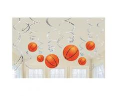 Suspensions ballons de basket Taille Unique