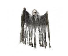 Décoration tête de mort halloween Taille Unique