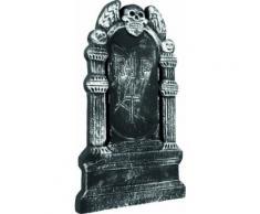 Décoration tombe squelette Halloween Taille Unique
