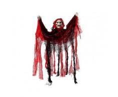 Décoration squelette halloween Taille Unique