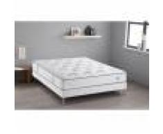 Simmons Matelas Simmons ABYSSALE 140x190 Ressorts ensaches