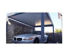 Carport Aluminium Traditionnel_4000mmx3070mm