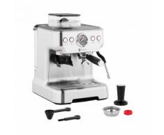 Royal Catering Machine à café expresso - 20 bars - LCD - Réservoir de 2,5 l RC-BCPM01