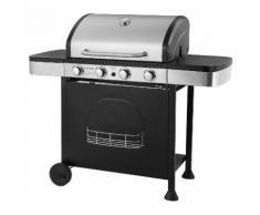 Barbecue au gaz HOUSTON - 4 brûleurs avec thermomètre