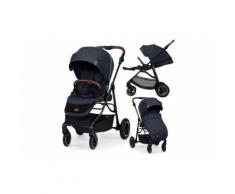 Poussette Kinderkraft All Road : Imperial bleu
